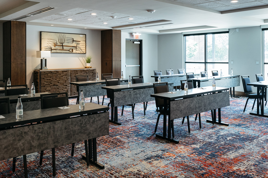 Meeting & Event space at the Revel Hotel